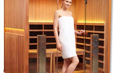 Jaké jsou rozdíly mezi finskou saunou a infrasaunou Clearlight?