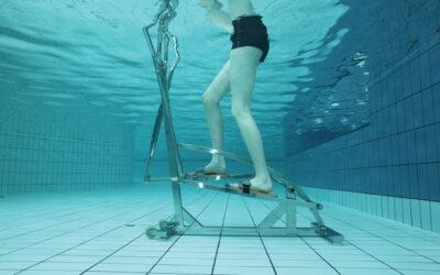 5 důvodů, proč vyzkoušet cvičení ve vodě