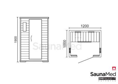 Infrasauna_SaunaMed_Luxury_ISMLX2