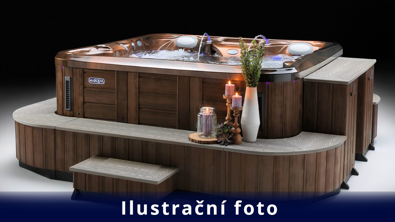 reference virivka marquis spas show