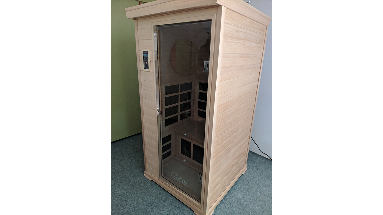 reference infrasauna clearlight essential 1
