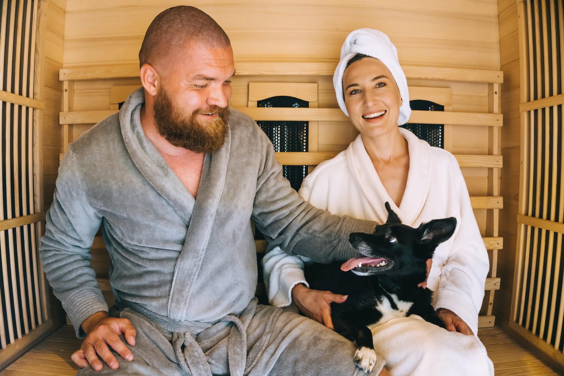 blahodarne ucinky saunovani v kvalitni infrasaune