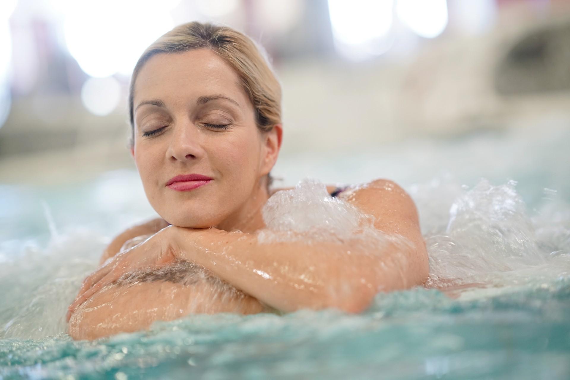 vodolecba ve virivce ovlivnuje kvalitu spanku