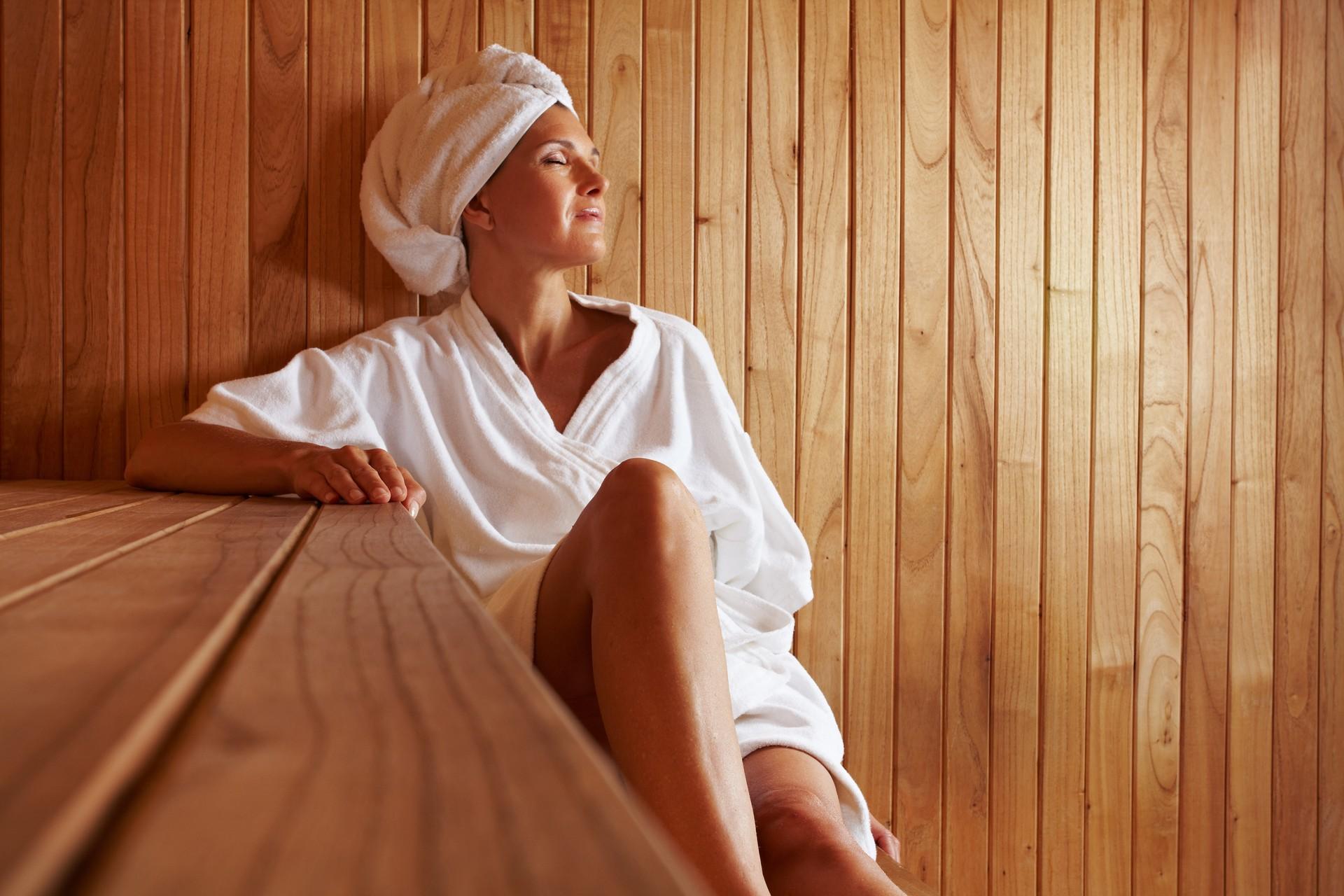 kvalitni sauna a intoxikace organismu