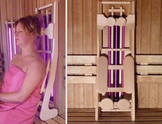 operky hlavy a zad pro jeste prijemnejsi pobyt v saune