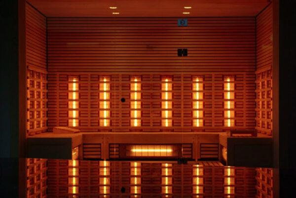 patentovane karbon-keramicke infrazarice v infrasaunach clearlight