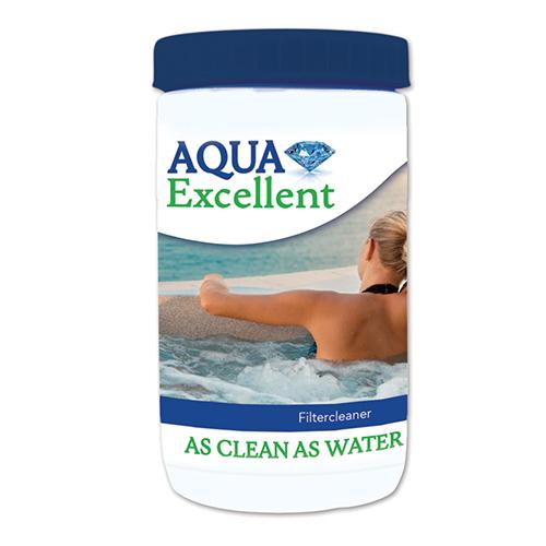 bezchlorova chemie Aqua Excellent - Cistic filtru