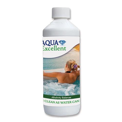 bezchlorova chemie Aqua Excellent - Stabilizator pH