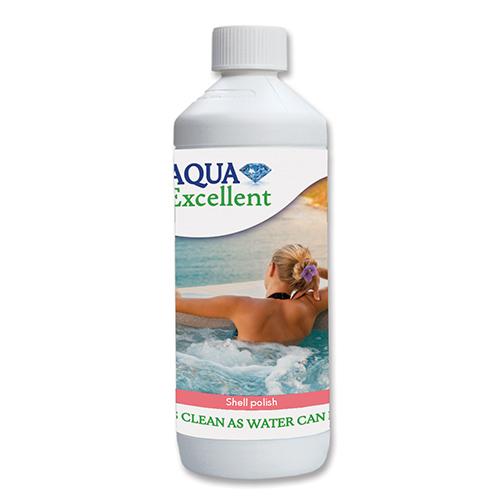bezchlorova chemie Aqua Excellent - Cistic skorabky virivky