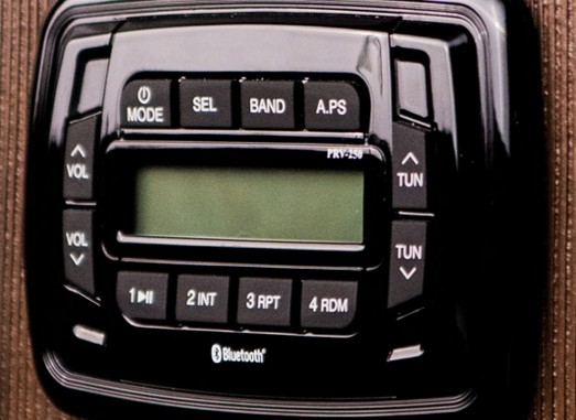 Marquis swim spa audio systém